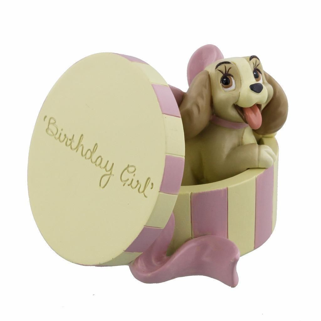 Disney Magical Moments Colletable Figure Lady and The Tramp ...