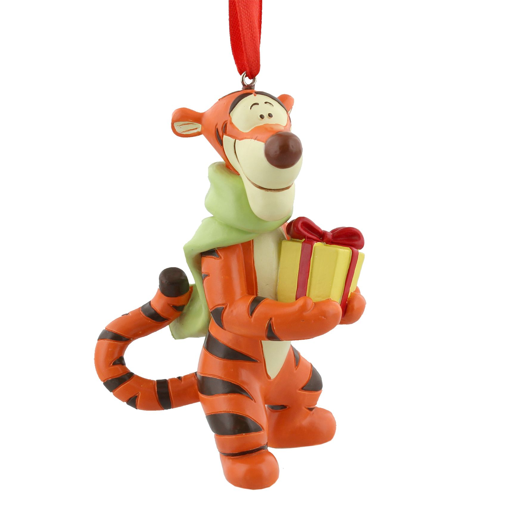 Tigger Christmas Ornaments.Disney Christmas Tree Decoration Tigger From Winnie The Pooh Hanging Ornament
