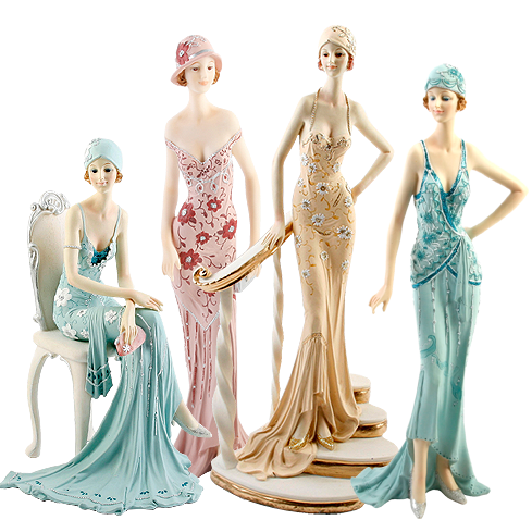 Juliana Broadway Belles Figurines